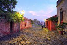Uruguay, mi país