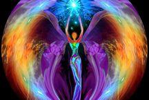 chakra energy art