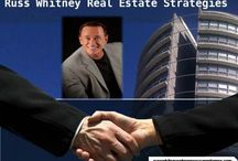 Russ Whitney Real Estate Strategies / Russ Whitney, one of the famous real estate mentors trained millions of individuals around the world in personal success strategies and mentored them as they put their education into practice.