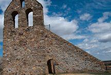 Ermita de San Esteban en Brime de Urz / Románico de Zamora