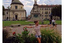 """Torino / Foto interessanti di Torino, la città ove è nato il blog """"Oggi In Cristo"""""""