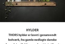 THORS-DESIGN: shelves