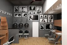 Salon Decor