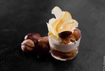 les réalisations de l'Atelier de Valérie / Photos de plats ou desserts réalisés en cours de cuisine