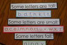 Language arts / by Amber Armstrong