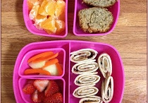 Lydi's lunches / by Katie