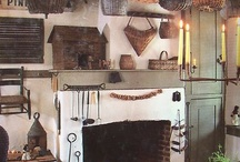 Fireplaces / Mantels / by Sue Gambone