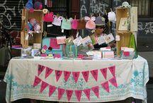 Craft stall