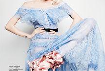 Nicole Gregorczuk for ELLE Slovenia