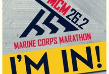 Marine Corps Marathon 2014 / So excited to take part of this amazing event this year