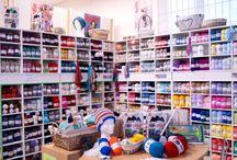 Envie de... Tricot & Crochet {DIY} / Vous aimez la laine ? Nous aussi ! Retrouvez ici toutes nos envies de laine : de jolies tricots, des modèles et surtout de l'inspiration pour vos aiguilles.