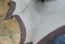 Knitting :: Shawls, Cowls, and Scarves