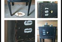 Renovera/makeover möbler