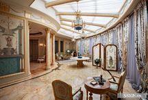 Realised Project / #luxuryfurniture #luxuryfurniture #Luxurydesign #fratellibasileinteriors #projectmoscow #curtains #boiseries #luxurykitchens #arredodiinterni #designdiinterni #mobilidilusso #arredodilusso #mobiliclassici #tendaggi #cucinedilusso