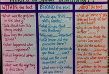 Classroom - Anchor Charts - Reading & Writing / by Misty Miles
