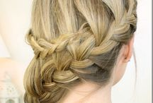 French Braids / Hairstyle inspiration featuring French braids