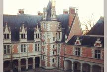 Blois / Visite de la ville, du château...