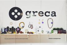 Greca at NYNOW / Greca at booth 1070 NYNOW summer 2015