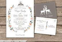 Wedding Invites - Devonmade