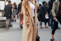 Coat looks / Stylish coats