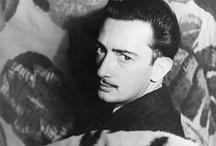 Salvador Dali  / Salvador Dali 1904 - 1989 Fantasy art / surr