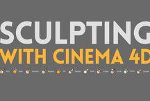 CINEMA 4D SCULPT
