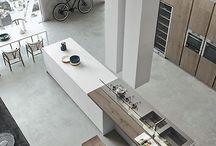 contempory kitchens