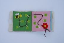 Quiet Book / by Carina Hallock