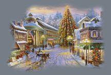 Imágenes Navideñas y Año Nuevo