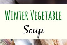 Recipes for SOUPs / Love soup ANYtime of the year