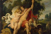 vénusz és adonisz RUBENS