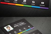 Business Cards Designs / by Noland Hoshino