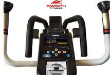 Smooth Agile DMT X2 Elliptical Trainer