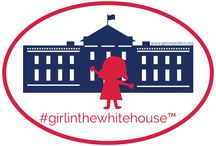 #GirlintheWhiteHouse / The #GirlintheWhiteHouse Campaign is giving girls a voice in the 2016 election. We're asking girls to send us a video telling us what they would do on their first day in the office if elected to served as the 45th President of the United States. #girlinthewhitehouse #girlslead
