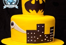 cake Batman, Superman