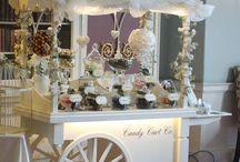 carritos de dulces