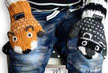 Lapaset ja sukat