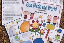 Bible:  Creation