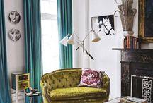 curtains colour