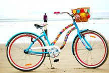 I want to ride my bicycle... / Fun with bikes