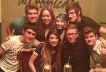 Zoella and her fans #lol