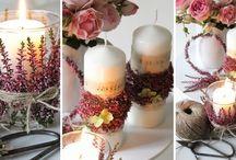 deko ślubne wrzesień