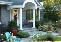Front Garden Ideas / by Alison Conliffe