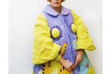 Grayson Perry outfits