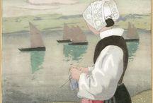 La Bretagne en peinture