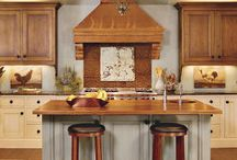 KITCHENS & KITCHEN STUFF / by Karen Marshall