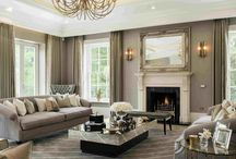Lounges -  Luxury Properties United Kingdom / The most luxurious properties for sale in Prime Central London and the Home Counties of the United Kingdom.