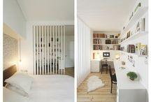 Chambre - aménagement/décoration