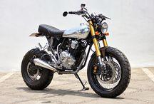 scorpio 225 custom