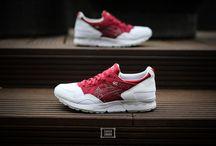 Sneaker Zimmer - Asics Sneakers / Gel Lyte III, Gel Lyte V